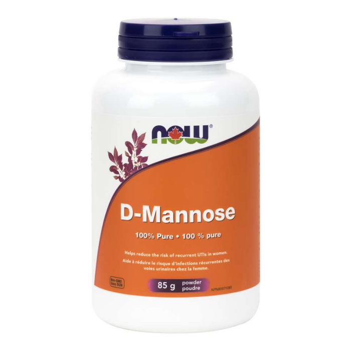 D-Mannose Powder UTI Treatment Now Foods