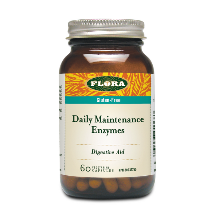 Daily Maintenance Digestive Enzymes Flora