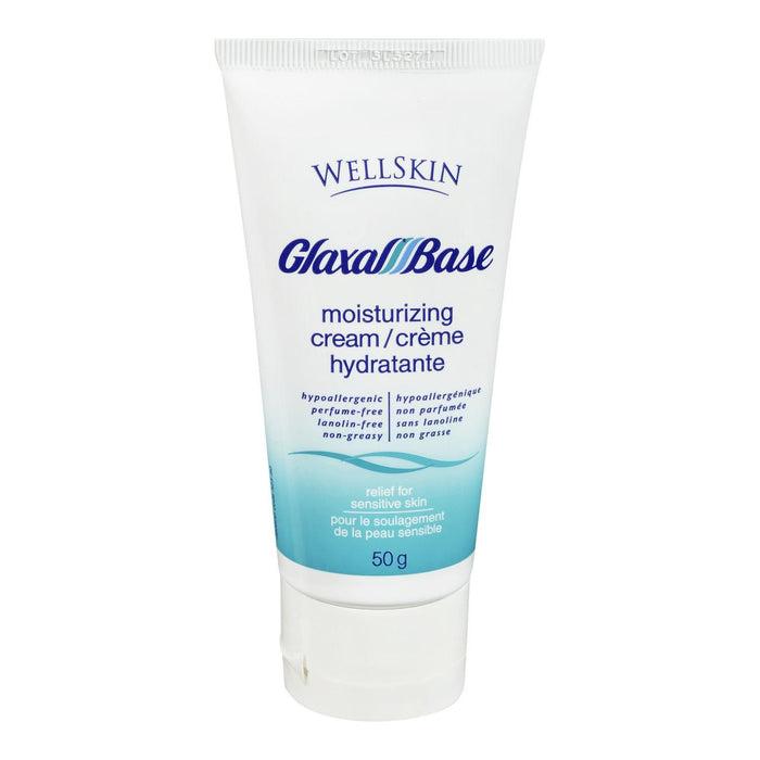 Glaxal Base Moisturizing Cream for Dry Sensitive Skin 50g
