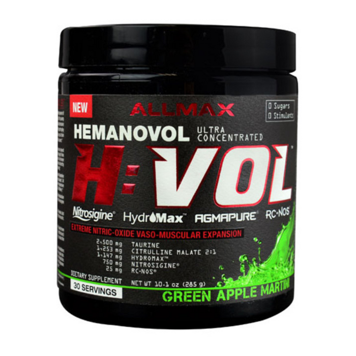 H:Vol Stimulant Free Pre-Workout