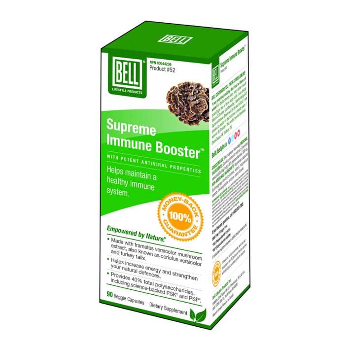 Supreme Immune Booster 90 Capsules Bell Lifestyle