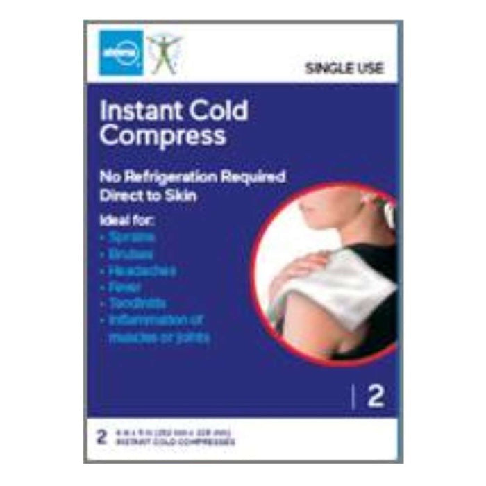 "Atoma Instant Cold Compress 2 Pack 6"" x 9"""
