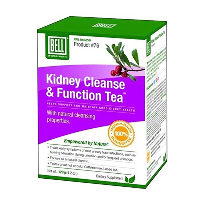 Kidney Cleanse & Function Tea 120g Tea Bell Lifestyle