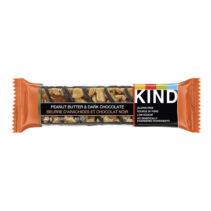 Kind Nut Bar Peanut Butter Dark Chocolate