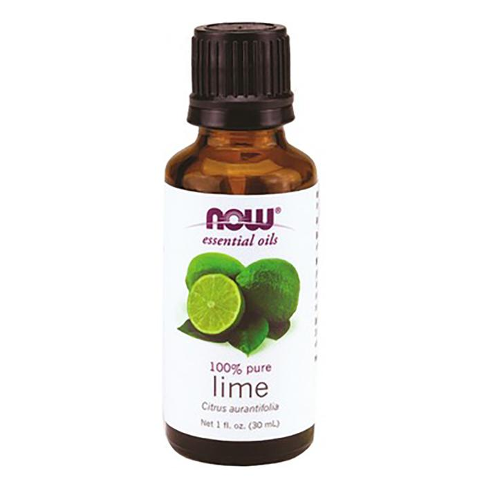 Lime 100% Pure Essential Oil 30ml Now Foods