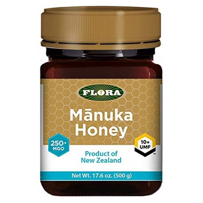 Manuka Honey 250+ MGO 10+ UMF 500g Flora