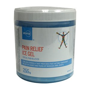 Atoma Pain Relief Ice Gel 255g