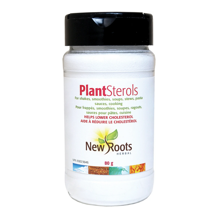 Plant Sterols 80g New Roots Herbal