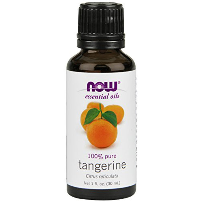 Tangerine 100% Pure Essential Oil 30ml Now Foods