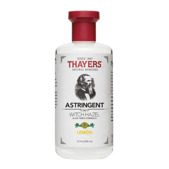 Witch Hazel Astringent with Aloe Vera Thayers Natural Remedies