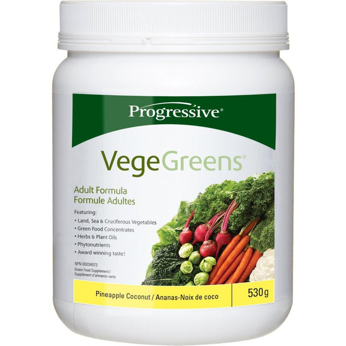 VegeGreens Green Superfood 60 Servings Progressive