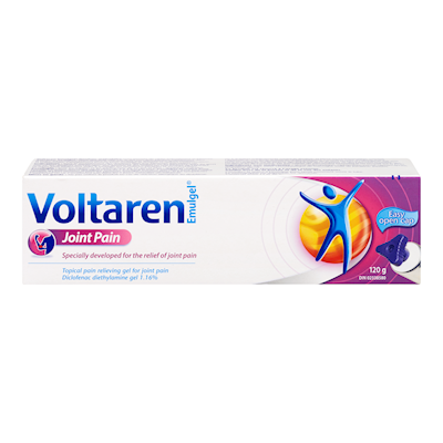 Voltaren Emulgel Joint Pain Regular Strength 120g
