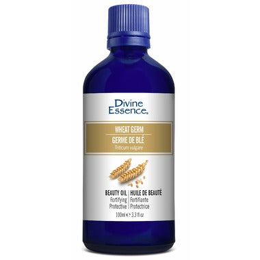 Wheat Germ Beauty Oil 100ml Divine Essence