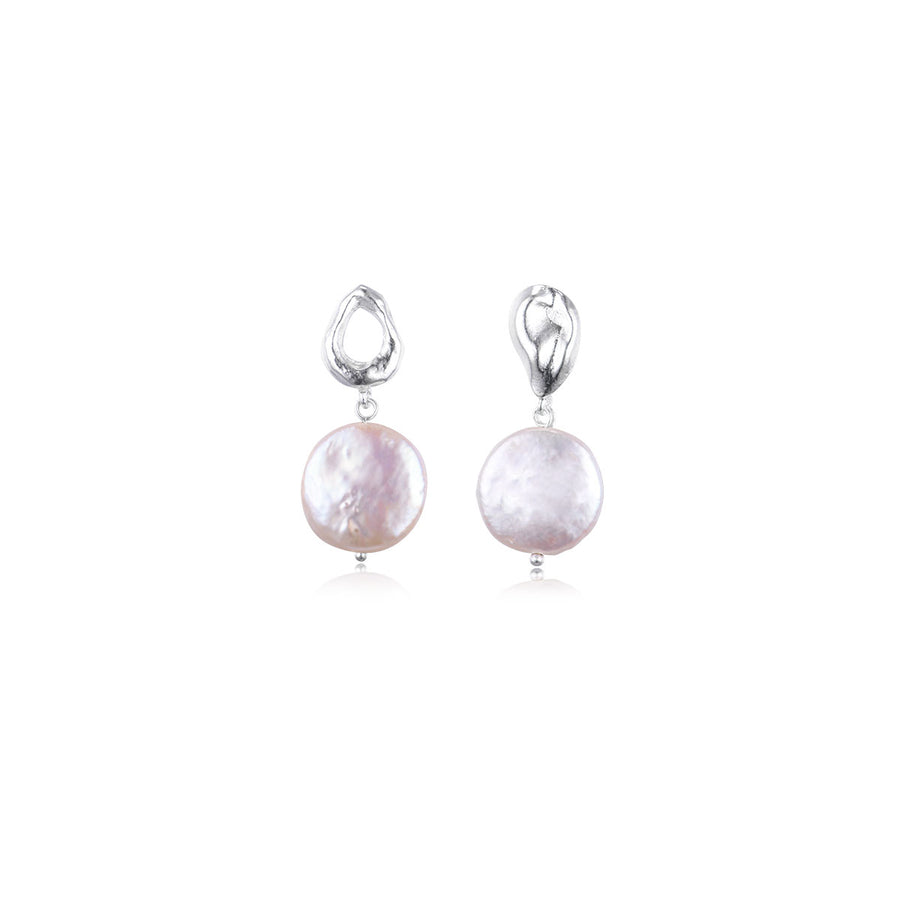 Sissi Pearl Earrings