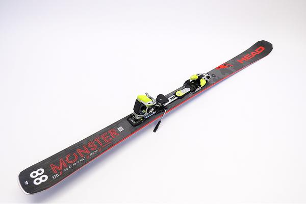 Skis, Bindings & Accessories