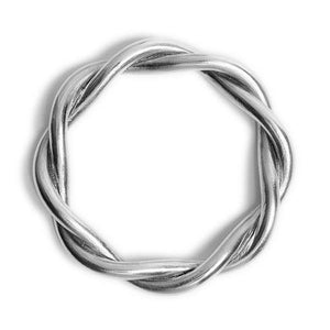 Silver Octagram Ring