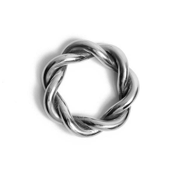 Silver Septagram Ring