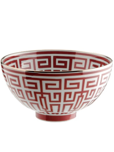Richard Ginori Ceramic Coppa Scarlatto (RED)