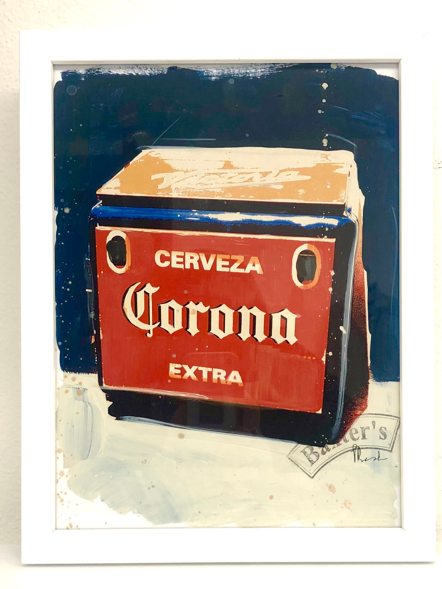 Painting, Pop Art Corona