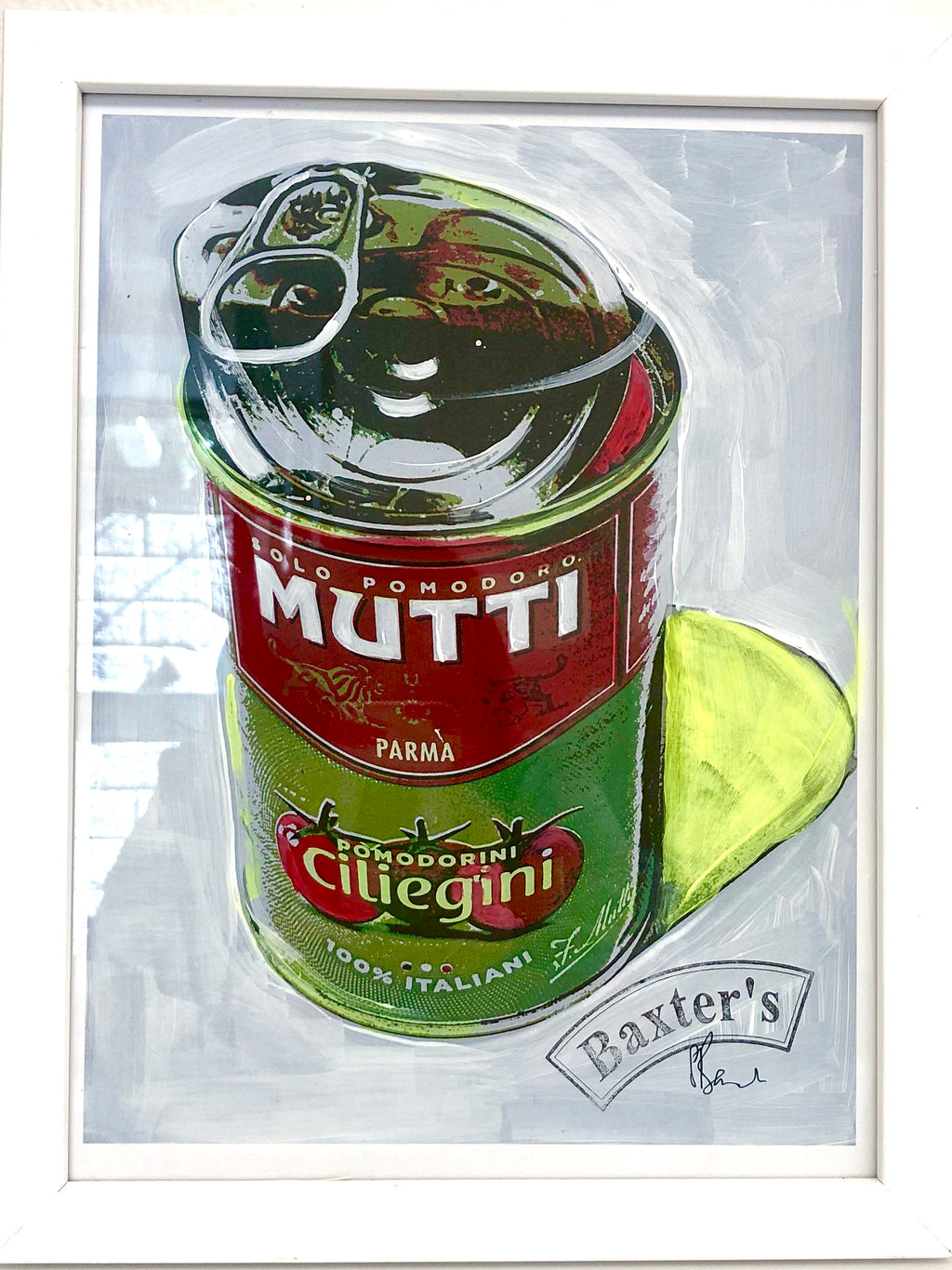 Painting MUTTI Parma