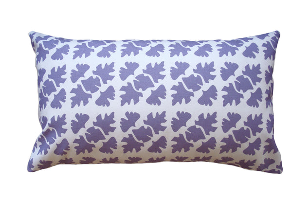 Shade Check pillow lavender CSH14