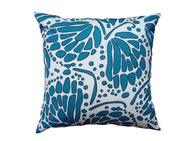 Wings pillow turquoise CWI8