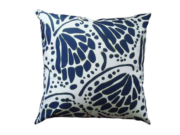 Wings pillow navy CWI4