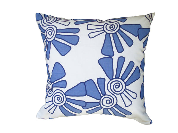 Alex pillow cobalt LCAL5