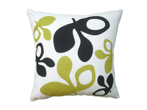 Pod pillow Black/yellow