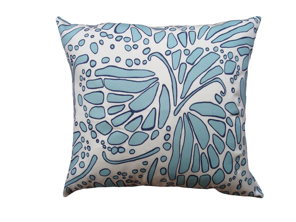 Wings indoor/outdoor pillow coastal AWI8