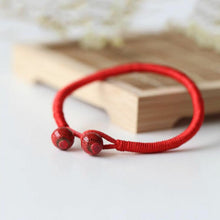 Load image into Gallery viewer, Lucky Red String Bracelet SALE! (50% OFF) Plus 1 FREE