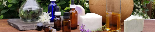 Essential oils, carrier oils and all things aromastherapy
