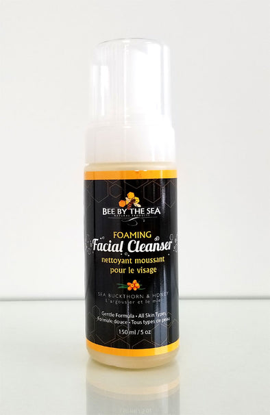 Bee by the Sea Foaming Facial Cleanser