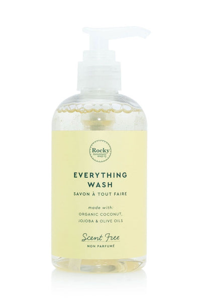 Hand & Body Wash - Unscented