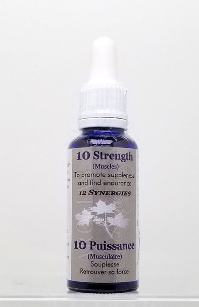 10 - Strength Essence (Muscles)