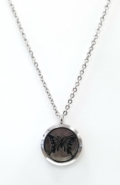 Diffuser Necklace - Butterfly