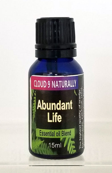 Abundant Life Essential Oil Blend - 15 ml