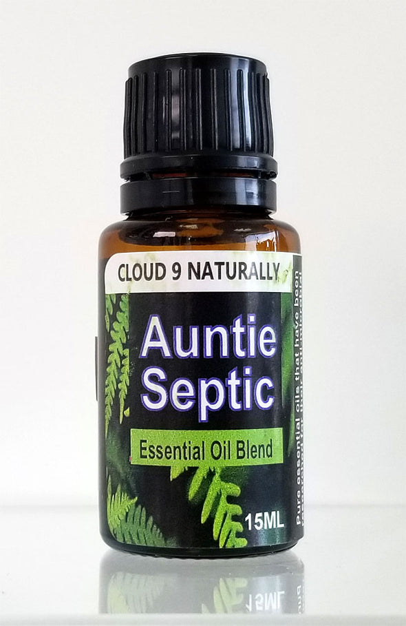 Auntie Septic Essential Oil Blend - 15 ml