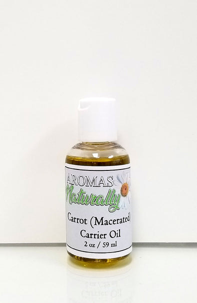 Carrot Carrier Oil (Macerated) - 2 oz (60 ml)