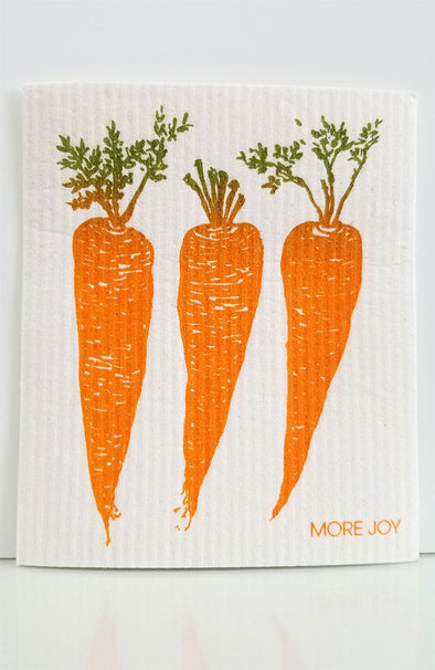 More Joy ~ Swedish Cloth Carrots