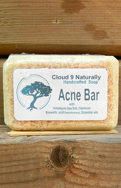 Handmade Natural Soap - Acne Bar