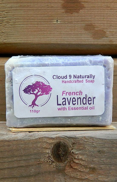 Handmade Natural Soap - Lavender
