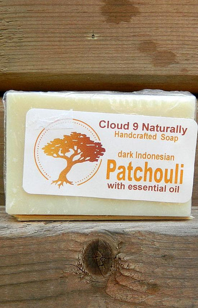 Handmade Natural Soap - Patchouli
