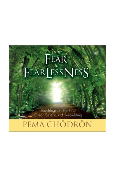 Audio Book - Pema Chodron: From Fear to Fearlessness