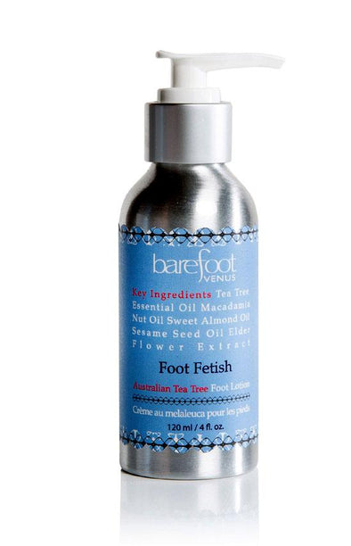 Foot Fetish Foot Lotion