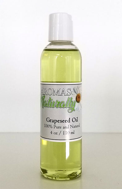 Grapeseed Carrier Oil - 4 oz (110 ml)