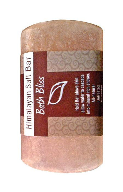 Himalayan Salt Bar for Bath or Shower