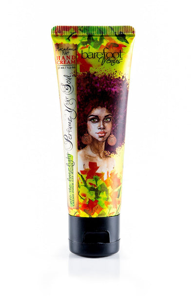 Macadamia Oil Hand Cream - Into the Limelight