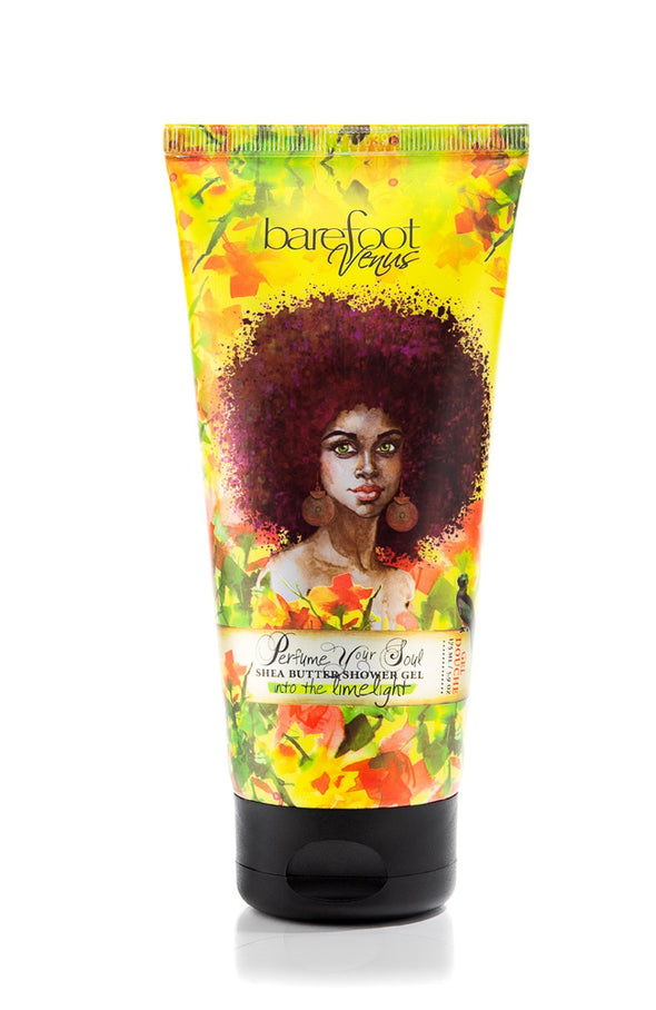 Shea Butter Shower Gel - Into the Limelight