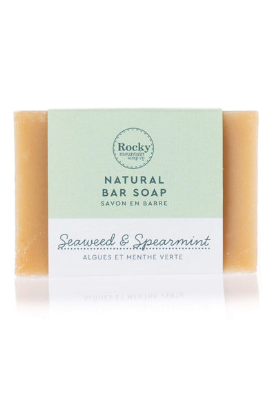 Rocky Mountain Soap Seaweed & Spearmint